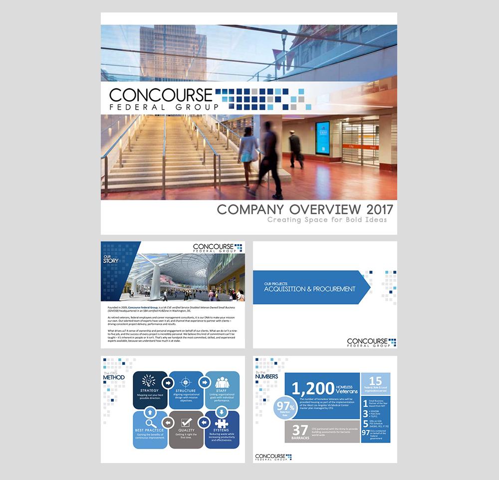 Concourse Federal Group, Morgan Media LLC, Miami, FL