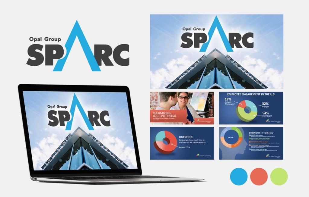Morgan Media LLC, Graphic Design, Miami, Slide Decks