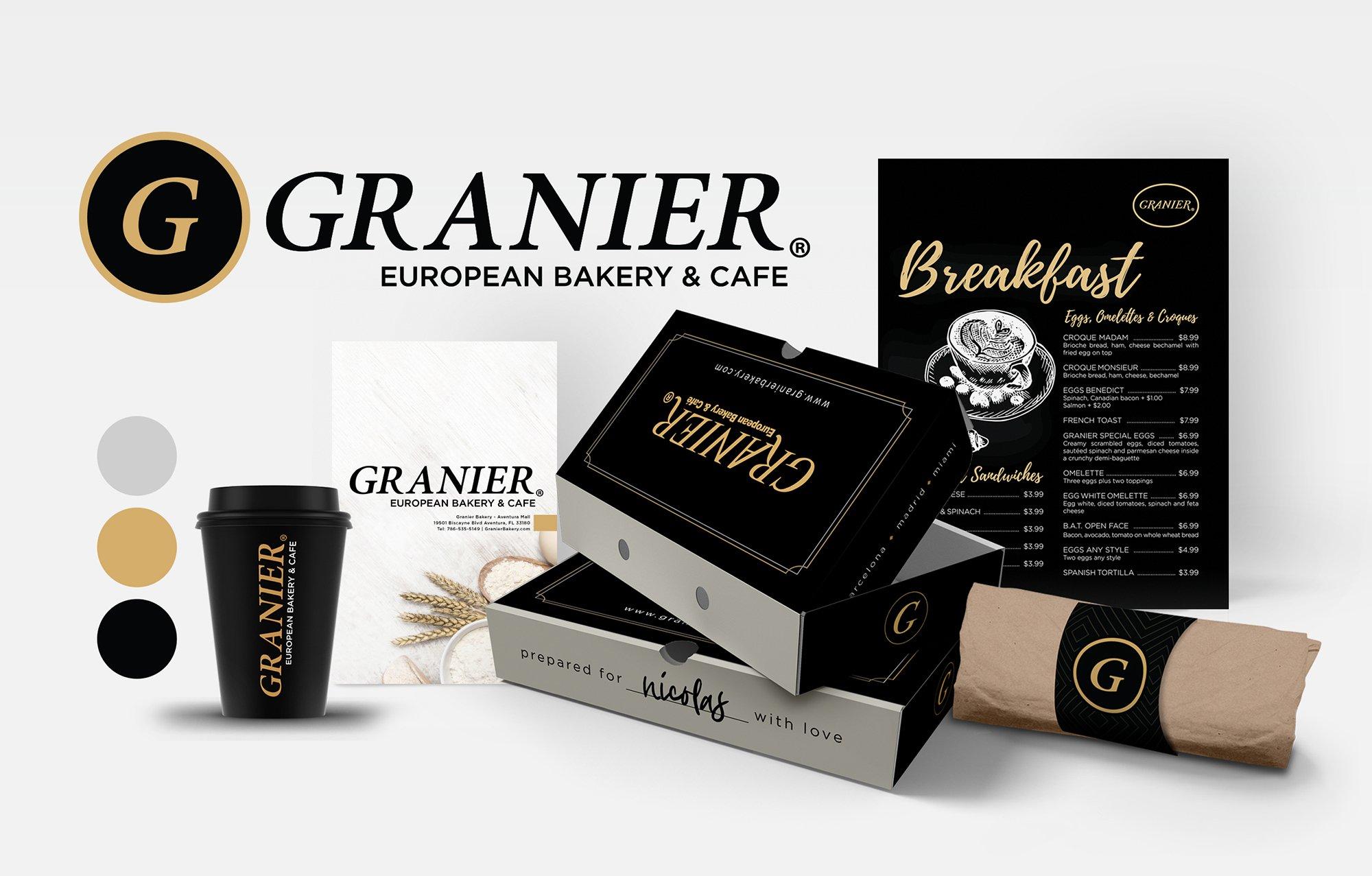 Graphic Design - Granier