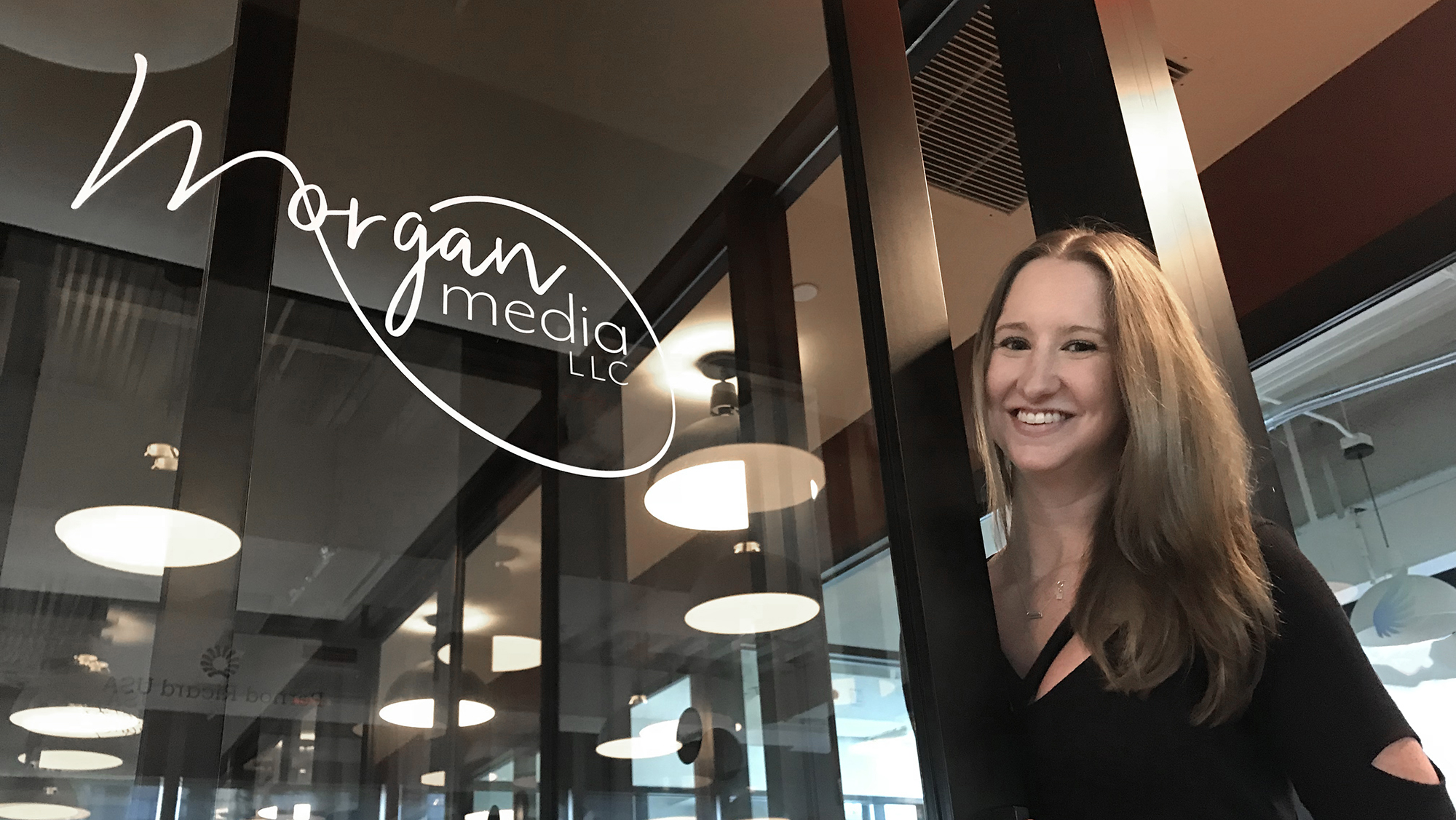 Morgan Overholt, former JTV Host, now owner of her own company