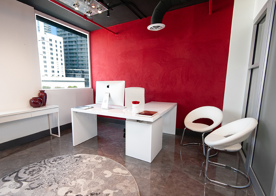 Morgan Media Offices of Brickell, Miami