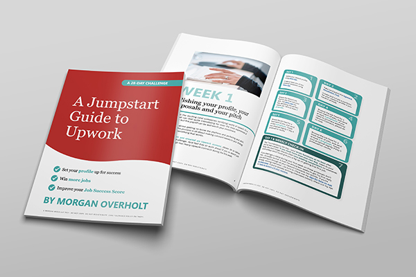 Free Upwork Jumpstart Guide