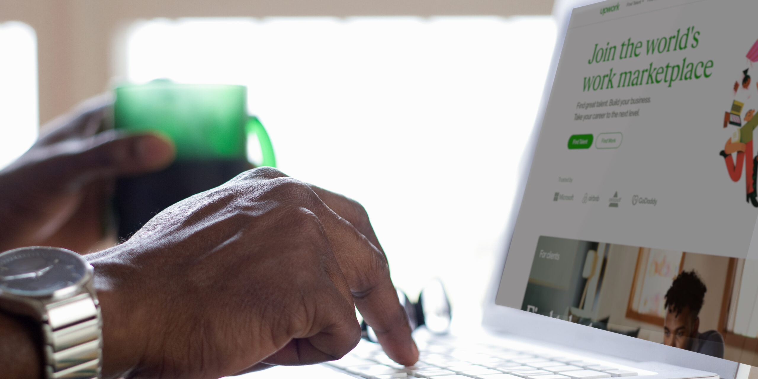 How to succeed on Upwork as a Nigerian: Advice from a 6-figure freelancer